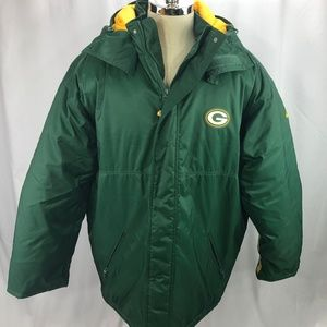 NFL Green Bay Packers Jacket 2XL NWOT